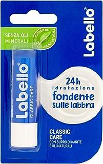 Labello Classic Protettivi per Labbra, 5.5ml
