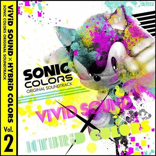 SONIC COLORS ORIGINAL SOUNDTRACKViViD SOUND × HYBRiD COLORS Vol. 2