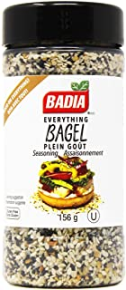 Badia Spices | Everything Bagel Seasoning | Healthy & Delicious Spice | Flavourful Toppings | Sesame Seeds, Poppy Seeds, O...