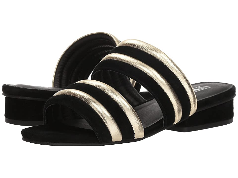 Sol Sana Rocket Slide (Gold/Black) Women