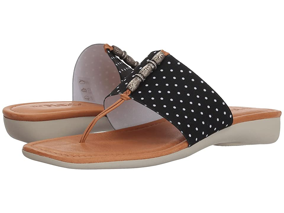The FLEXX Rain Maker (Black Dots Elastic) Women