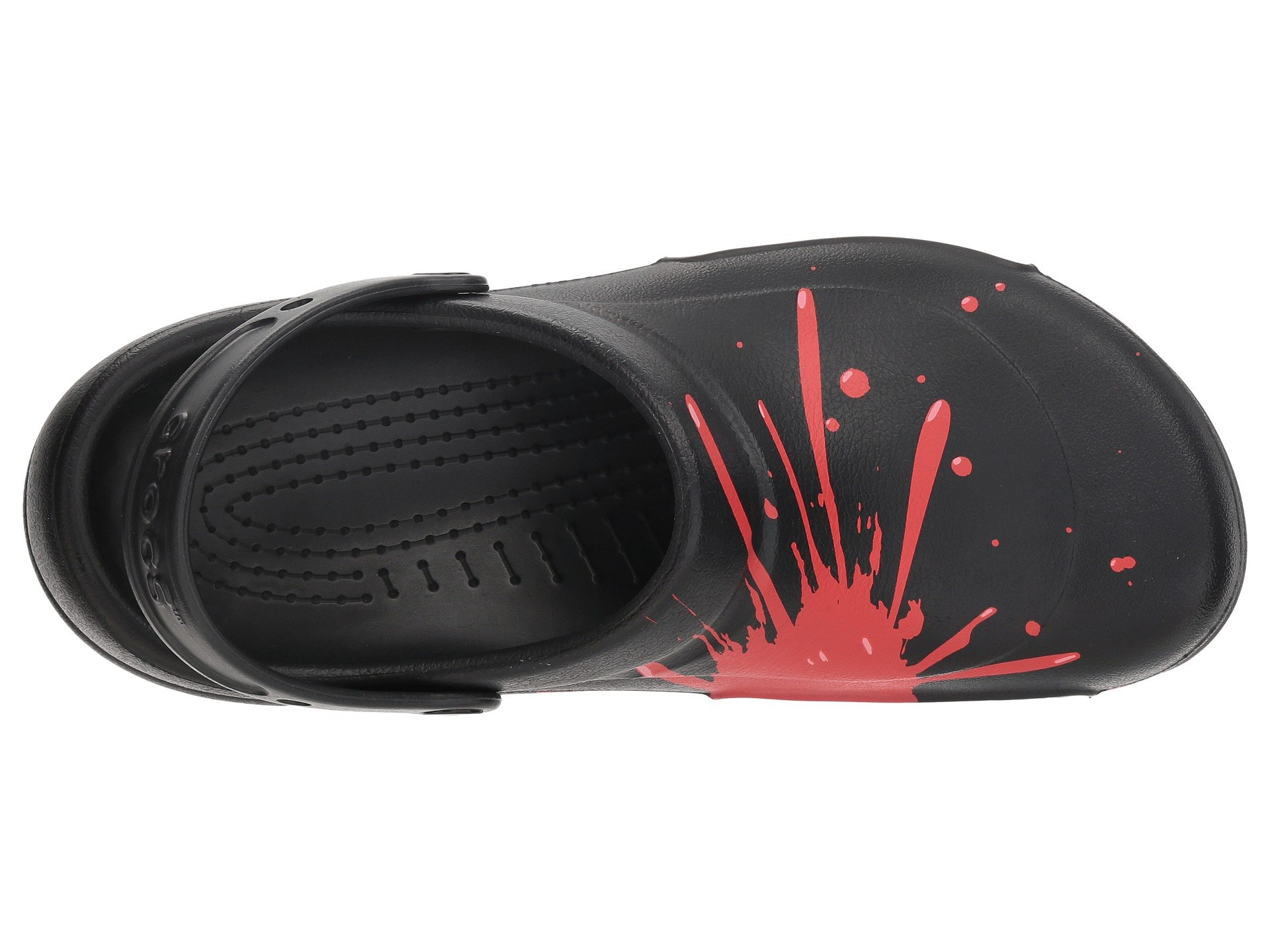 Crocs Graphic Black Bistro pepper Clog fY7YwT6q