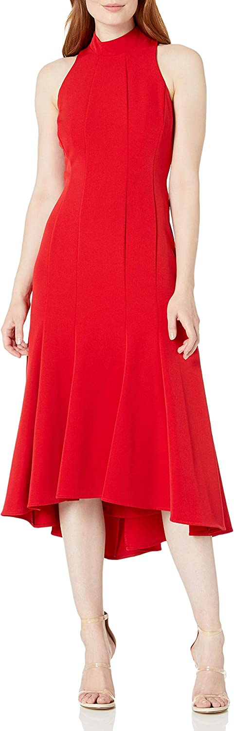 Taylor Dresses Women's Sleeveless Solid Cocktail Dress