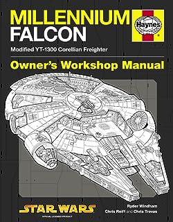 Millennium Falcon Manual H/C: Modified Corellian Freighter