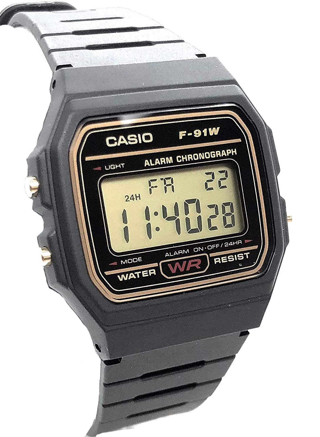 Collection Unisex Digital Watch F-91W