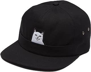 Rip N Dip Lord Nermal 5 Panel Pocket Hat - Black