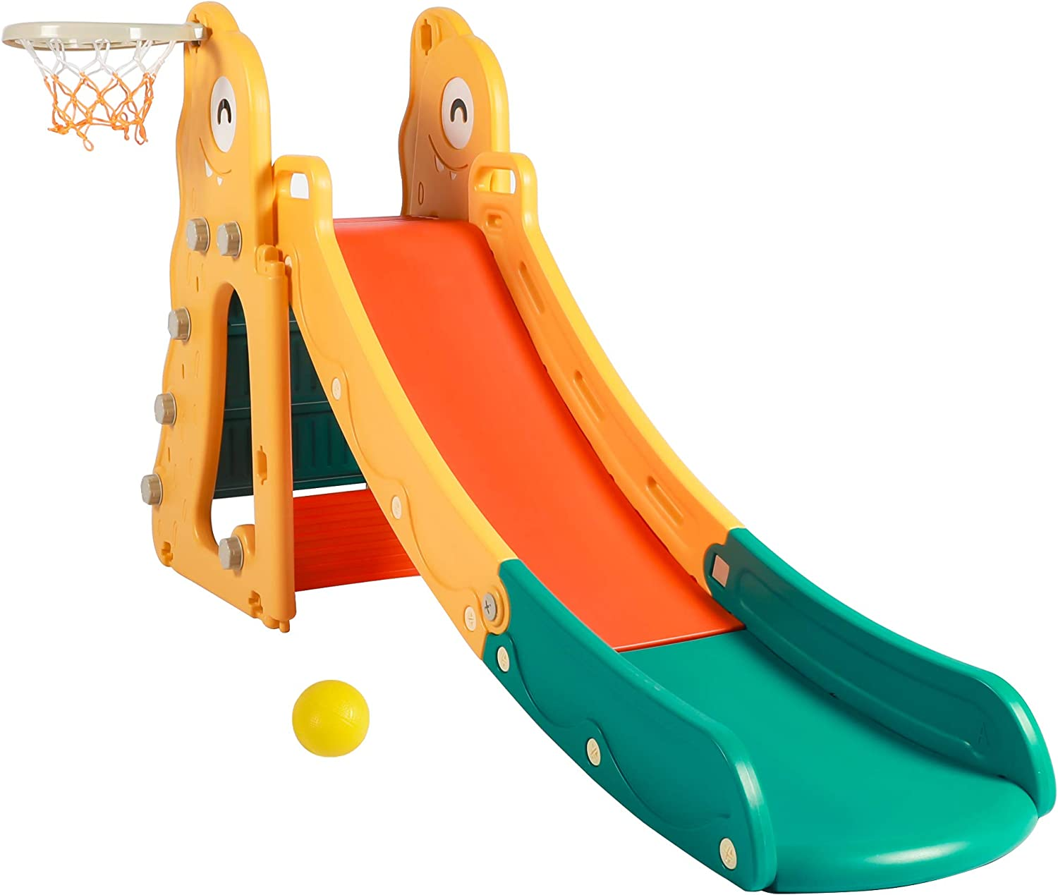 Louisville-Jefferson County Mall FOUUJOY Children Slide Indoor and F Small Outdoor Park Amusement New Orleans Mall