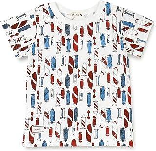 (ブランシェス) branshes (プチプラ) スケートボード 半袖Tシャツ