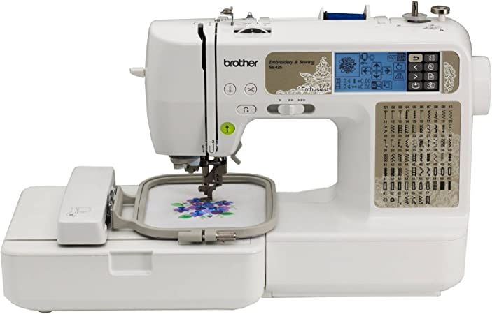 Brother SE425 Sewing and Embroidery Machine