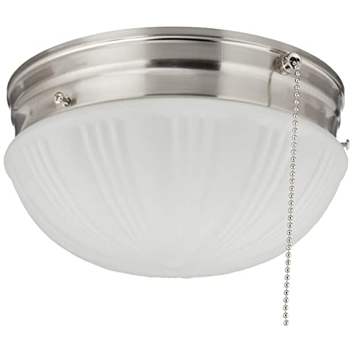 Closet Light with Pull-chain: Amazon com