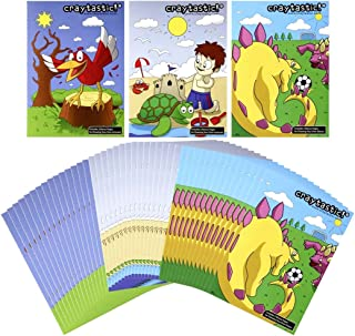 """Craytastic! Bulk Coloring Books for Kids Variety Assortment, Pack of 48 (5"""" x 7"""" Each)"""