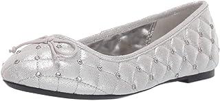 حذاء باليه مسطح للفتيات من Nina yamarie