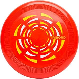 DECATHLON TRIBORD D90 viento FRISBEE rojo
