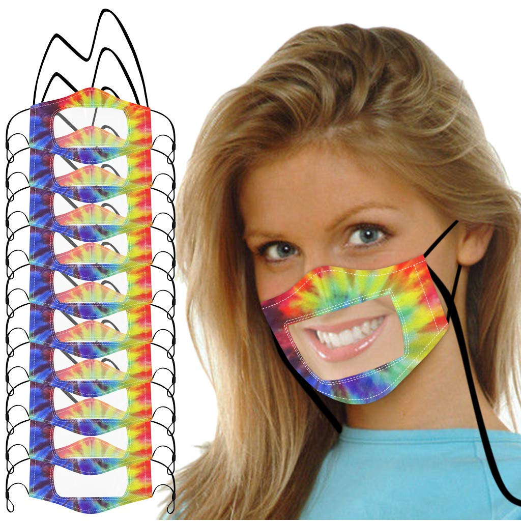 Reusable favorite Face Protection Guard Challenge the lowest price Screen Window Visible Clear with