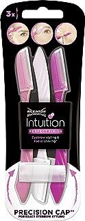 Wilkinson Sword Intuition Ansiktshårborttagare och Trimmer Paket med 3