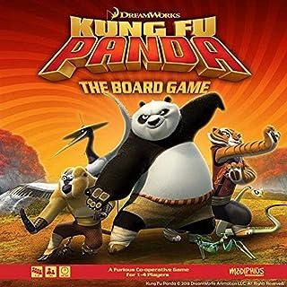 Kung Fu Panda (Boxed Board Game)