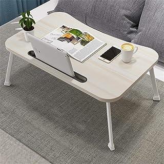 Lapdesks Portátil Lap Desk portátil Escritorio Plegable portátil for la Cama del sofá Desayuno Bandeja for Servir (Color :...