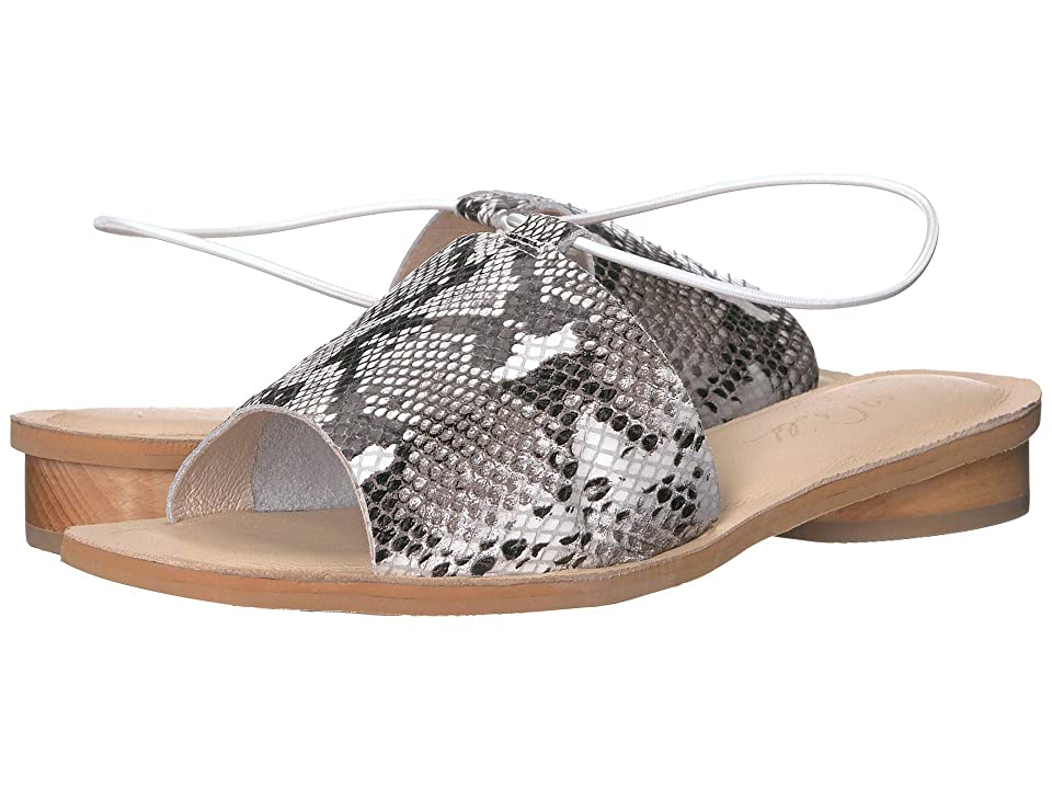 Image of 42 GOLD Belize (Cream Leather) Women's Sandals