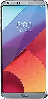 LG G6 H871 32GB AT&T GSM Unlocked Android Phone - Ice Platinum (Renewed)