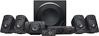 Logitech Z906 5.1 Surround Sound Speaker System, THX, Dolby & DTS Certified, 1000 Watts Peak Power, Multi -Device, Multipl...