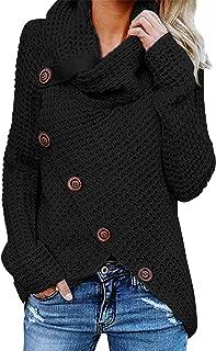 Best black cowl sweater Reviews