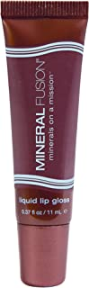 Mineral Fusion Lip Gloss, Sensitive, 0.37 Ounce (Packaging May Vary)