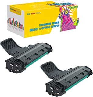New York Toner Compatible Toner Cartridge Replacement for Samsung ML-2010D3 ML-2010 ML-2510 ML-2570 ML-2571N ( Black , 2 pk )