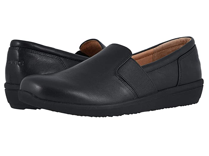 VIONIC  Gianna Leather (Black) Womens Shoes