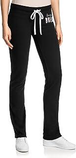 Mujer Pantalones de Punto con Cordones