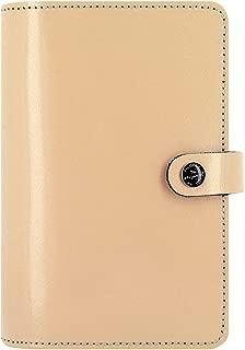 Filofax the Original Personal Leather Organizer Agenda Patent Nude 2016 Calendar 022386