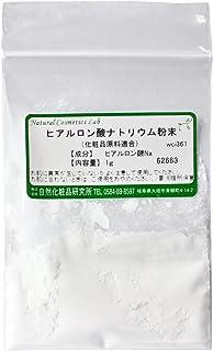 ヒアルロン酸ナトリウム粉末 1g 【手作り化粧品原料】