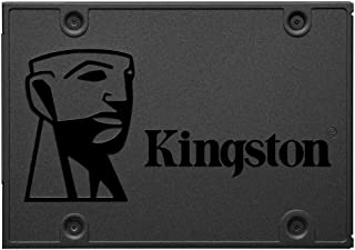 "Kingston 1.92TB A400 SATA 3 2.5"" Internal SSD SA400S37/1920G - HDD Replacement for Increase Performance"