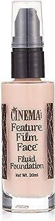 Cinema Beaute Feature Film Face Foundation - 30ml, Tan