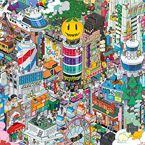 【Amazon.co.jp限定】YUZUTOWN【通常盤】(A4クリアファイル付)