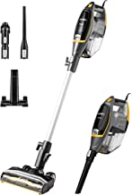 Eureka Flash Lightweight Stick Vacuum Cleaner,15KPa Powerful Suction, 2 in 1 Corded Handheld Vac for Hard Floor and Carpet...