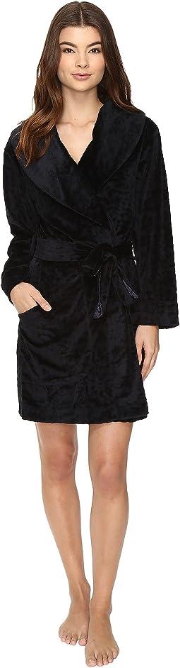 Sheared Plush Robe