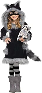 Costumes Baby Girl's Sweet Raccoon Toddler Costume