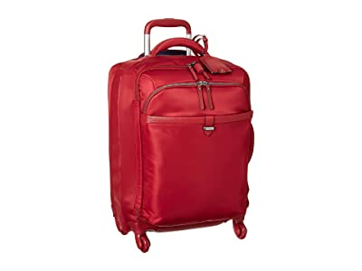 Lipault Paris Plume Avenue 23 Spinner (Garnet Red) Luggage