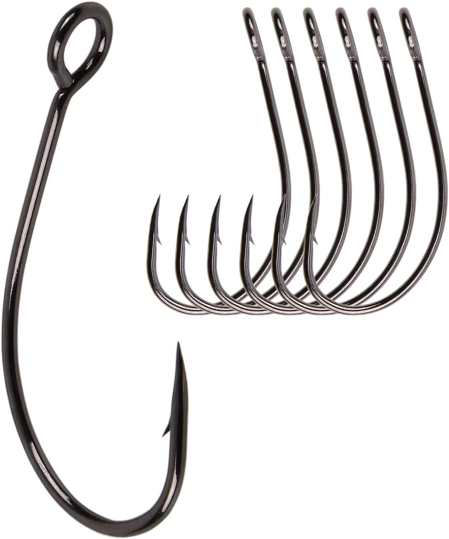 Storfisk fishing /& more Forellen Haken f/ür Spoons und Spinner mit gro/ßem /Öhr