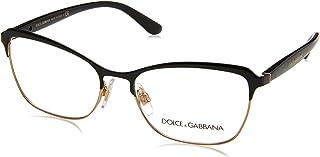 ff607fbbad89 Eyeglasses Dolce   Gabbana DG 1286 01 BLACK PINK GOLD