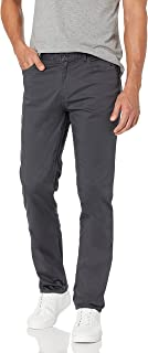 Men's Stretch Sateen Casual Pants