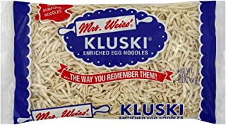 Mrs. Weiss Kluski Egg Noodle 16.0 OZ(Pack of 3)