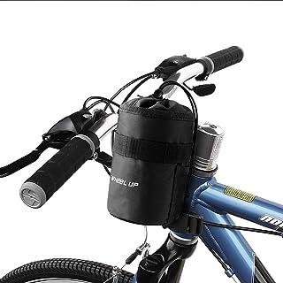 Htwonハンドルバッグ フロントバッグ フレームバッグ 自転車用バッグ サイクリングバッグ 多機能 防水 大容量 軽量 クロスバイク ロードバイク 小物入れ ポーチ ステムバッグ