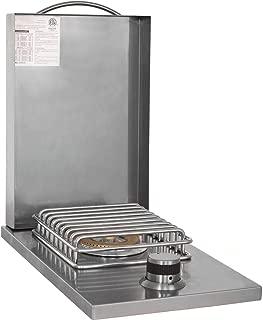 Blaze Grills Drop-in Gas Single Side Burner Gas Type: Natural
