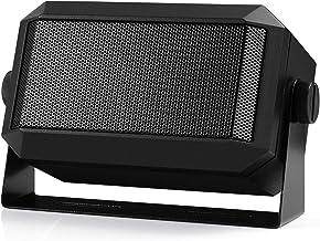 "Radioddity CB Mobile Radio External Speaker, Mini Universal Portable 5W, 71"" Power.."