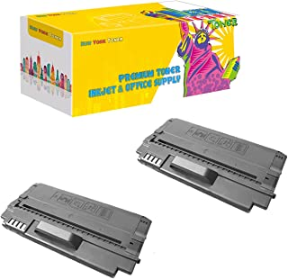 New York TonerTM New Compatible 2 Pack ML-D1630A High Yield Toner for Samsung - ML-1630 -Black