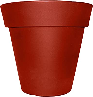 Tusco Products CP20RD Classic Garden Planter
