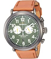 Shinola Detroit - The Runwell Chronograph 47mm - 20109237