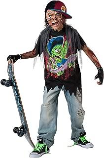 InCharacter Costumes Zombie Sk8r Costume, Size 8/Medium