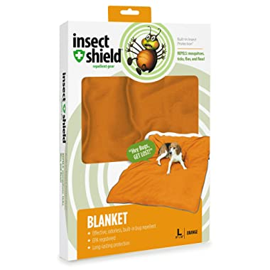 Insect Shield Insect Repellent Dog Blanket